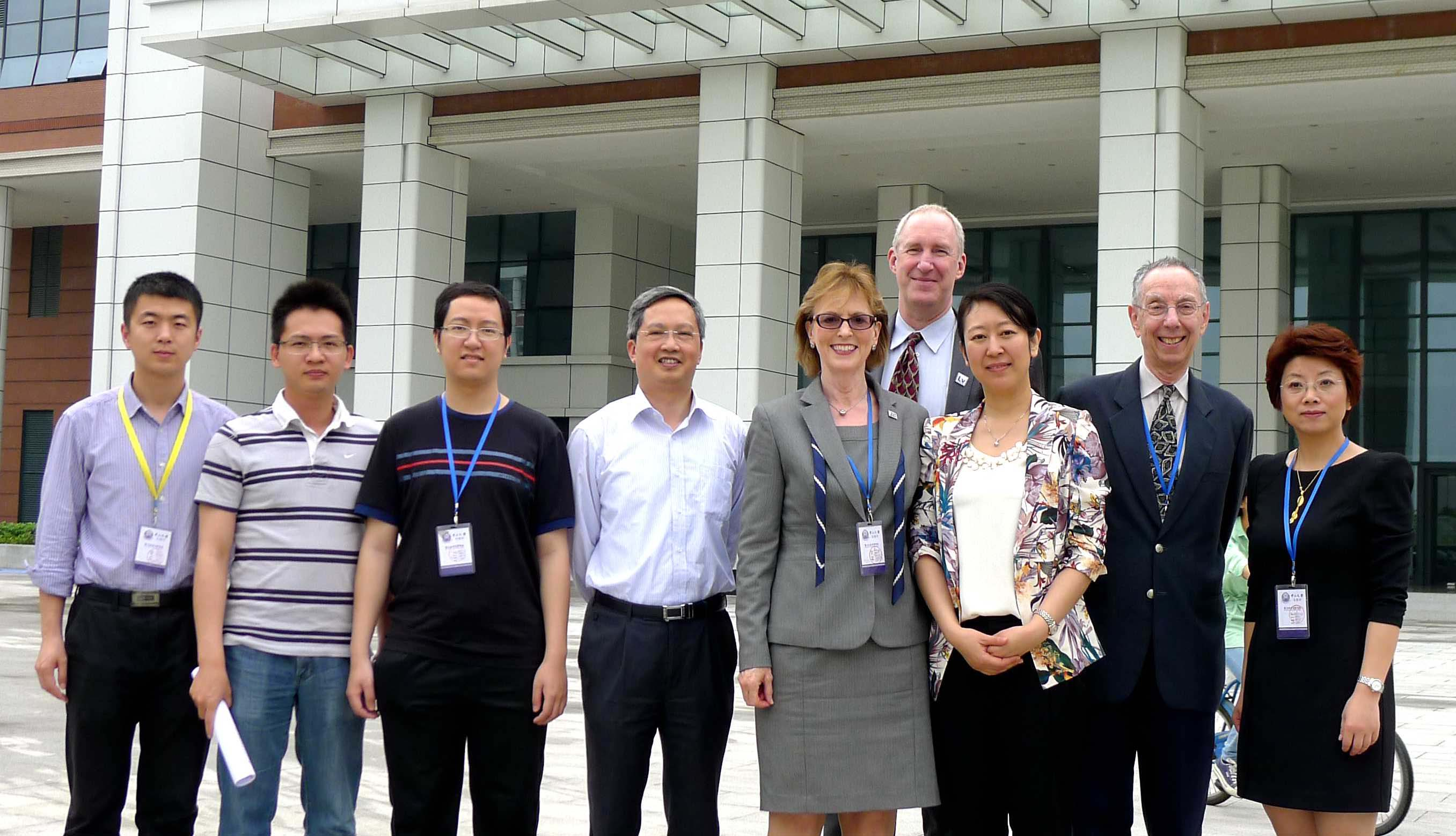 ATIP visits National Supercomputing Center in Guangzhou (NSCC-GZ), China in April 2014